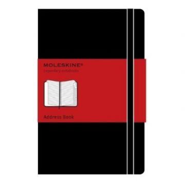 Moleskine Large Address Book